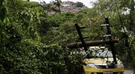 Τουλάχιστον πέντε νεκροί από τις κατακλυσμιαίες βροχές στο Ρίο ντε Τζανέιρο