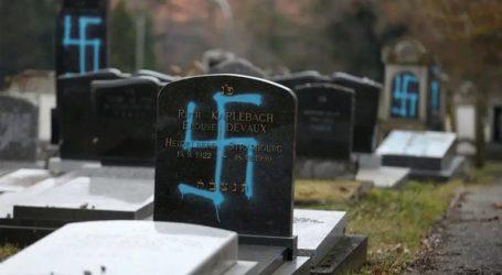 Ένα εβραϊκό κοιμητήριο βεβηλώθηκε στην Αλσατία