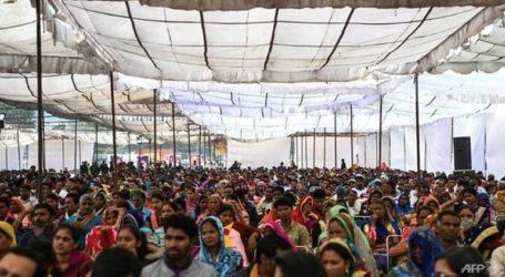 Χιλιάδες θύματα βιασμών και οι οικογένειές τους διαδήλωσαν στο Νέο Δελχί