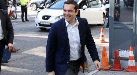 Προοδευτικό μέτωπο για τις ευρωεκλογές ζητά ο Τσίπρας