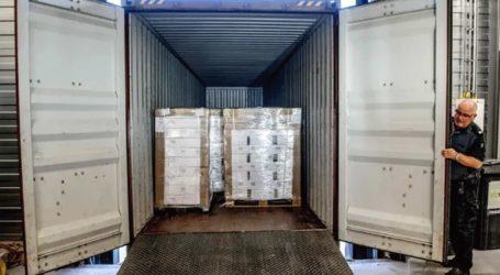 Κατασχέθηκαν 90.000 μπουκάλια βότκα που προορίζονταν για τη Βόρεια Κορέα