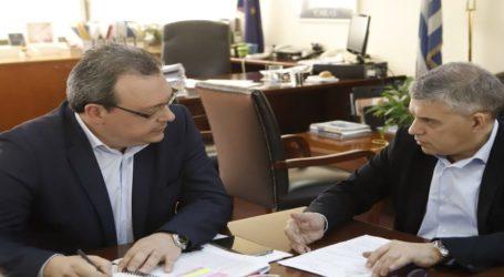 Κ. Αγοραστός: «Ο κ. Σ. Φάμελλος άνοιξε παράθυρο για μείωση του περιβαλλοντικού τέλους στο αρδευτικό νερό»