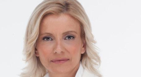 Ρένα Καραλαριώτου: Επιτακτική η ανάγκη για την υπογειοποίηση των γραμμών ΟΣΕ στη Λάρισα