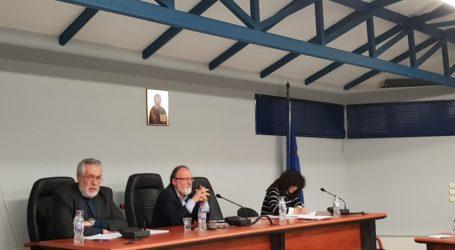 Δ.Εσερίδης: Τεσσεράμισι χρόνια δουλέψαμε με πολύ εργασία και ήθος, για να πάμε το Δήμο μπροστά