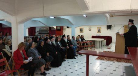 Συνεργασία ενορίας και εκπαιδευτικής κοινότητας στον Μητροπολιτικό Ναό του Βόλου