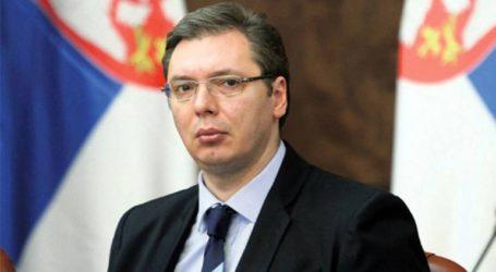 Την υποστήριξη του Τραμπ ζητά ο Βούτσιτς για την επίλυση του ζητήματος του Κοσόβου