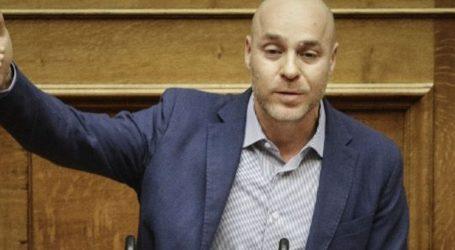 O Θεοδωράκης να πει γιατί ψήφισε τη Συμφωνία των Πρεσπών