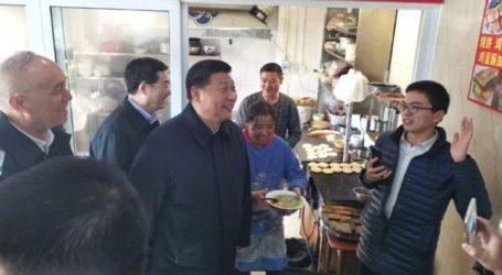 Η πρωτοχρονιάτικη έκπληξη του Σι Τζινπίνγκ στους κατοίκους του Πεκίνου