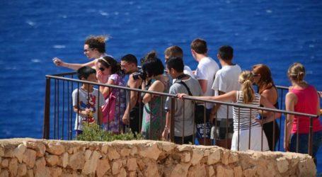36,5 εκατομμύρια τουρίστες στην Ελλάδα το 2018