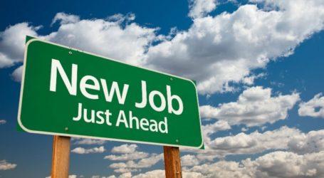 Κατά 304.000 αυξήθηκαν οι θέσεις εργασίας τον Ιανουάριο