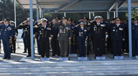 Τελετή Παράδοσης-Παραλαβής καθηκόντων Αρχηγού Γενικού Επιτελείου Αεροπορίας