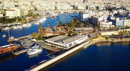 Η Πόλη-Λιμάνι Θρύλος από ψηλά