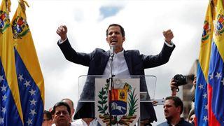 Προϋπόθεση διαπραγματεύσεων για τον Γκουαϊδό η αποχώρηση Μαδούρο από την εξουσία