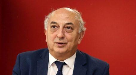 «Νέα πνοή» η υποψηφιότητα του Χρήστου Γιαννούλη στην Περιφέρεια Κεντρικής Μακεδονίας