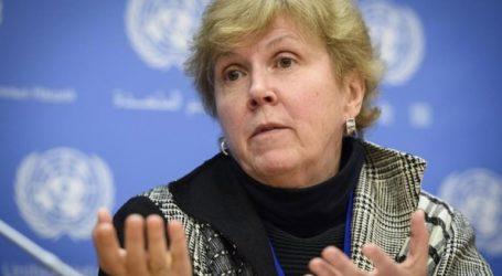 Στην Κύπρο η απεσταλμένη του ΓΓ του ΟΗΕ, Τζέιν Λουτ
