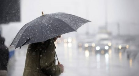 Βροχή ρεκόρ έπεσε σχεδόν σε όλη την Ελλάδα τον Ιανουάριο