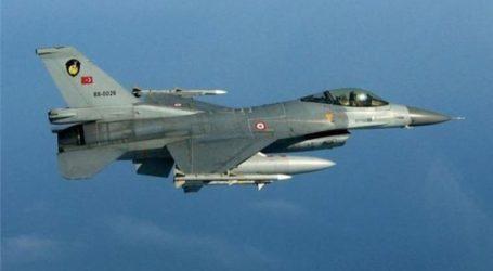 «Παρά τρίχα» ατύχημα με τουρκικό F-16 στο Αιγαίο
