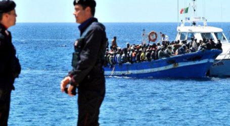 Μήθυμνα: Διάσωση μεταναστών