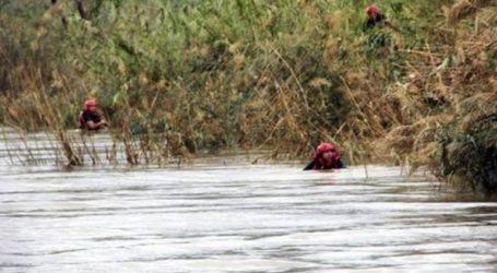 Έρευνες για τον εντοπισμό και διάσωση ατόμων στον ποταμό Έβρο, μεταξύ των οποίων και τρία παιδιά