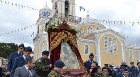 Η Καλαμάτα γιορτάζει την πολιούχο Παναγία Υπαπαντή
