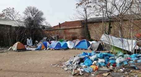 Προσφυγικός καταυλισμός λίγα μέτρα από το κέντρο της Θεσσαλονίκης