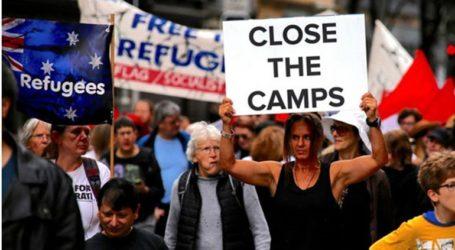 Αποχωρούν για τις ΗΠΑ και τα τελευταία παιδιά από καταυλισμό προσφύγων στην Αυστραλία