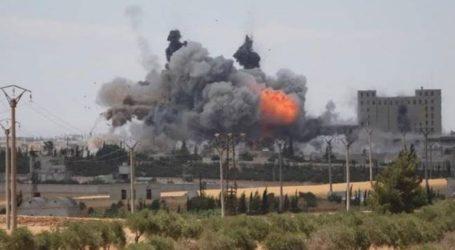 Αεριωθούμενα του αμερικανικού συνασπισμού έπληξαν θέση του συριακού στρατού