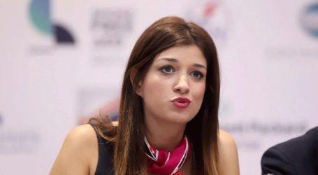 Στις σεξιστικές επιθέσεις που δέχθηκε κατά καιρούς αναφέρθηκε σε εκδήλωση η Κ. Νοτοπούλου