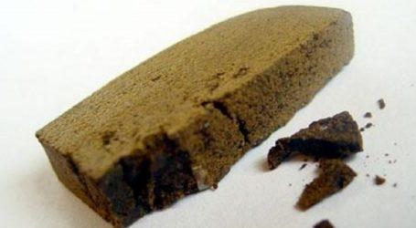 Η «σοκολάτα» ήταν από … χασίς!