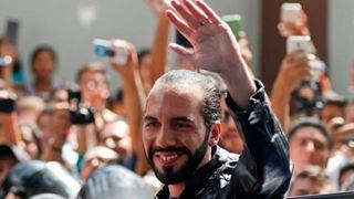 Ο 37χρονος «αντισυστημικός» Ναγίμπ Μπουκέλε νέος πρόεδρος του Ελ Σαλβαδόρ