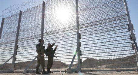 To Ισραήλ ενισχύει το τείχος που τo χωρίζει από τη Λωρίδα της Γάζας