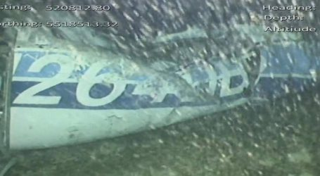 Εντοπίστηκαν στον βυθό τα συντρίμμια του αεροπλάνου που μετέφερε τον Εμιλιάνο Σάλα