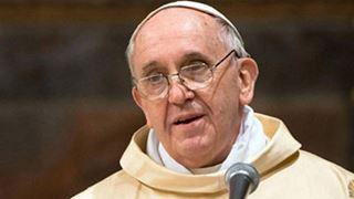 Ο Πάπας Φραγκίσκος στέλνει μήνυμα κατά της βίας και των διακρίσεων