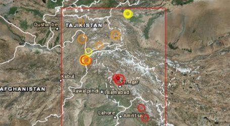 Σεισμός 5,5R κοντά στην πολιτεία Τζαμού και Κασμίρ
