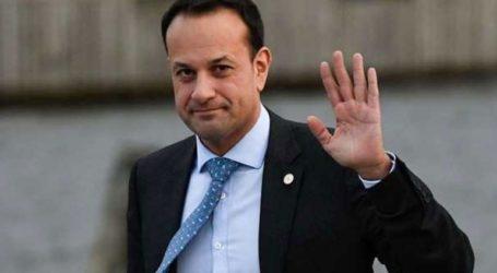 Στις Βρυξέλλες για συνομιλίες με τον Τουσκ ο Ιρλανδός πρωθυπουργός