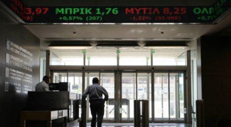 Συνεχίζει ανοδικά το Χρηματιστήριο Αθηνών