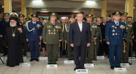 Τελετή Παράδοσης – Παραλαβής Καθηκόντων του Διοικητή Δ΄ Σώματος Στρατού