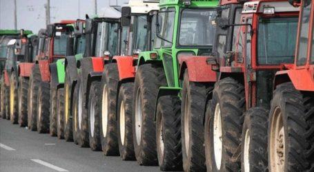Σε κλιμάκωση με αποκλεισμό της εθνικής στα Τέμπη προσανατολίζονται οι αγρότες
