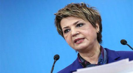 Συμμετοχή της Όλγας Γεροβασίλη στο Άτυπο Συμβούλιο Υπουργών Δικαιοσύνης και Εσωτερικών Υποθέσεω
