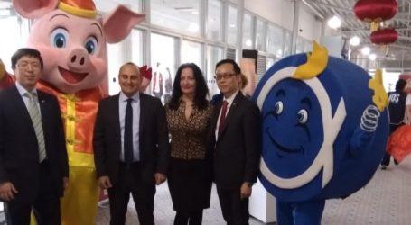 Η κινεζική πρωτοχρονιά στο αεροδρόμιο της Αθήνας