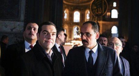 Συνάντηση του Αλέξη Τσίπρα με εκπροσώπους της ελληνικής Ομογένειας στην Κωνσταντινούπολη