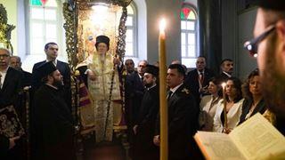 Σε εγκάρδιο κλίμα η συνάντηση του πρωθυπουργού με τον Οικουμενικό Πατριάρχη στην ιστορική Θεολογική Σχολή της Χάλκης