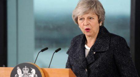Η Μέι ετοιμάζεται να αναβάλει τη δεύτερη ψηφοφορία για τη συμφωνία του Brexit έως τα τέλη Φεβρουαρίου