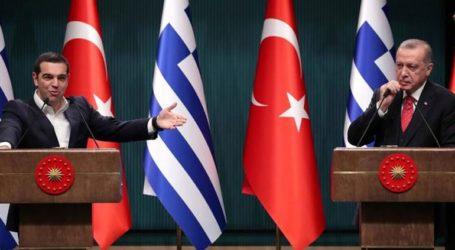 Σχέση συμφέροντος συνδέει Τσίπρα με Ερντογάν