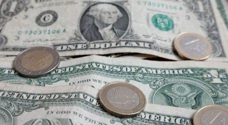 Πτώση για το ευρώ έναντι του δολαρίου