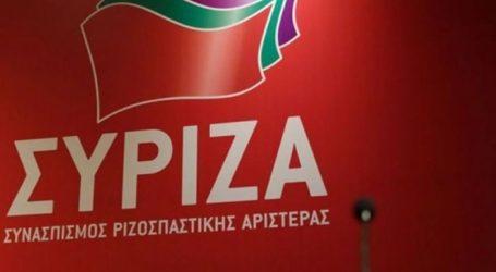 «Ο Κυρ. Μητσοτάκης να τοποθετηθεί ξεκάθαρα για το βαρύτατο θεσμικό ολίσθημα του Γεωργιάδη»