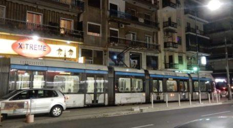 Το τραμ στους δρόμους του Πειραιά