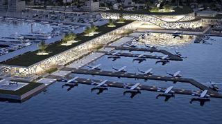 Προχωράει το επενδυτικό σχέδιο του μητροπολιτικού υδατοδρομίου στην Ελευσίνα
