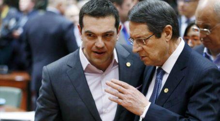 Ο Αλ. Τσίπρας ενημέρωσε τον Νίκο Αναστασιάδη για τις επαφές του στην Τουρκία