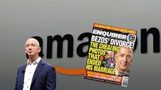 Ο Τζεφ Μπέζος κατηγορεί το περιοδικό National Enquirer ότι προσπάθησε να τον εκβιάσει
